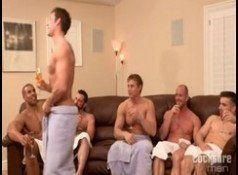Orgia gay muito top