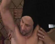 Dupla penetração anal gay