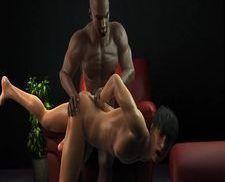 Filme HD Studio 3D Gay