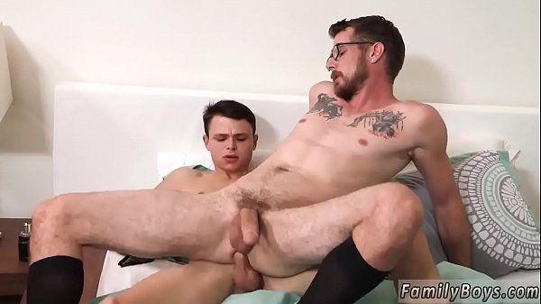 Vídeo incesto gay com tio safado dando o cu pro sobrinho