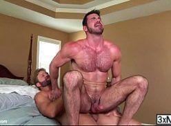 Porno de homens peludos e gostosos fodendo